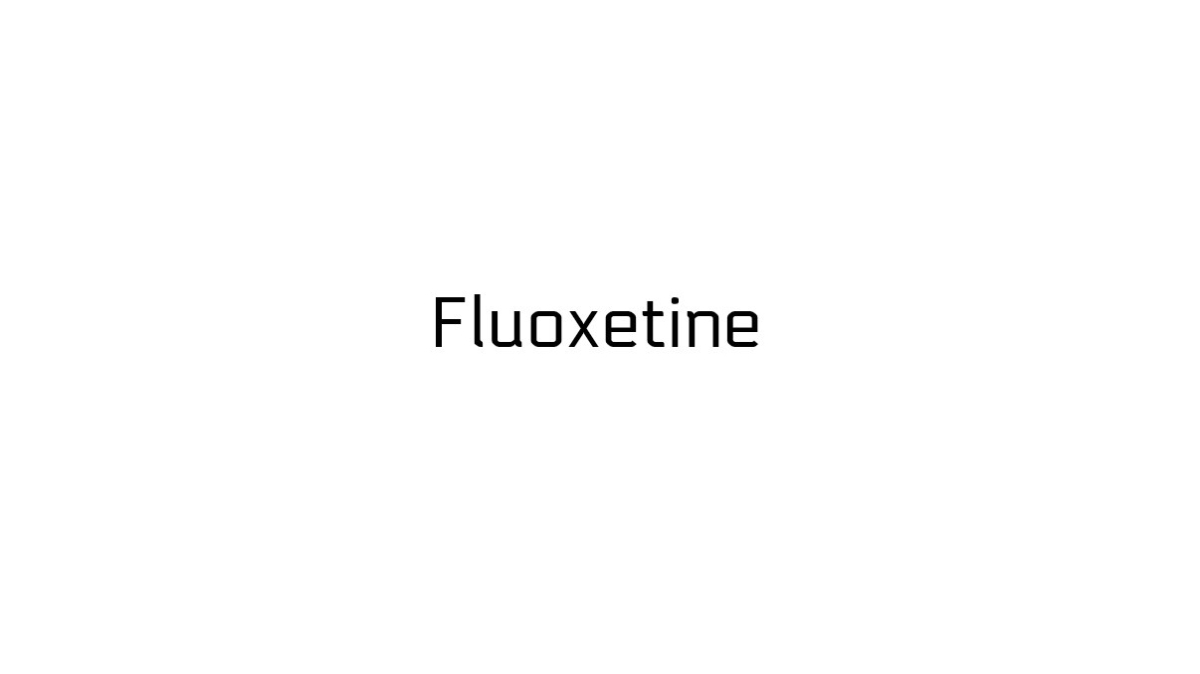 What is Fluoxetine?
